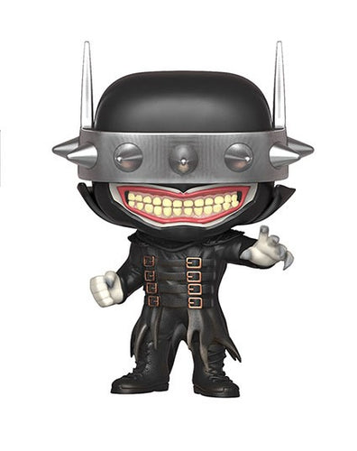 FUNKO POP! BATMAN WHO LAUGHS GRINS