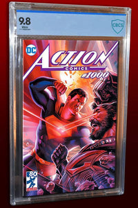 "Action Comics #1000 ""Ultimate Edition"""