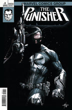 Punisher #1 Gabriele Dell'Otto Exclusive Variant