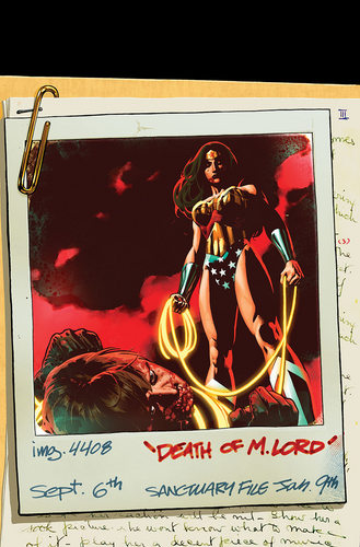 HEROES IN CRISIS #3 (OF 7) VAR ED