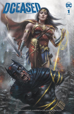 Dceased #1 - Lucio Parrillo Trade