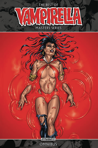 THE BEST OF VAMPIRELLA MASTERS SERIES