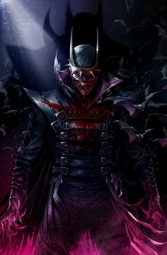 Batman Who Laughs #1 - Francesco Mattina Exclusive