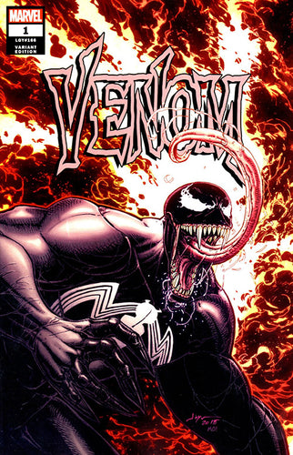 VENOM #1 - Joyce Chen Exclusive