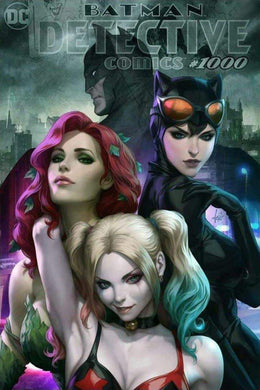 DETECTIVE COMICS #1000 - ARTGERM EXCLUSIVE