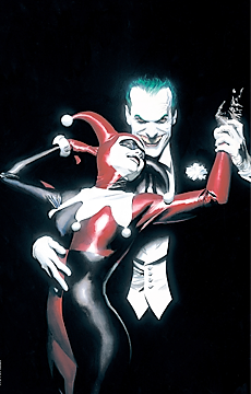 Batman: Harley Quinn #1 - Alex Ross Foil Exclusive