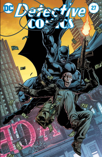 DETECTIVE COMICS #27 - Jason Fabok Exclusive
