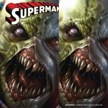 Superman #1 Francesco Mattina Exclusive Variant