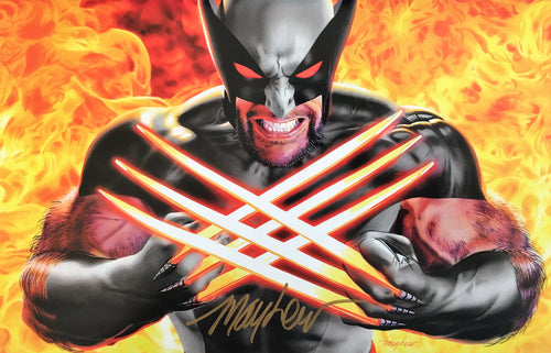 RETURN OF WOLVERINE #1 - NYCC EXCLUSIVE - SIGNED