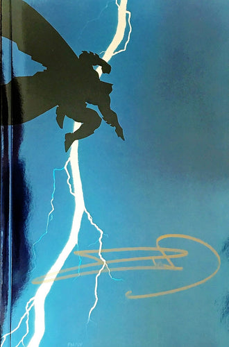 Dark Knight Returns #1 Foil Virgin Cover - NYCC Exclusive - Signed by Miller