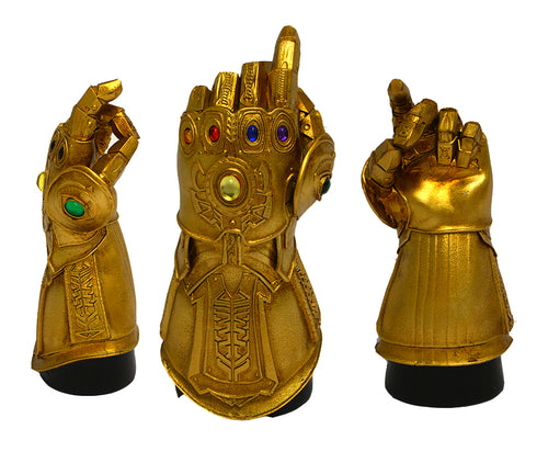 SDCC 2019 MARVEL INFINITY GAUNTLET SNAP PX DESK MONUMENT  - PX Exclusive