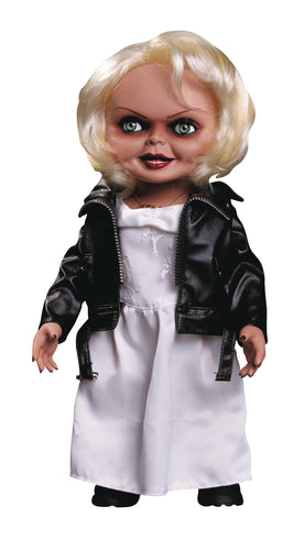 BRIDE OF CHUCKY TIFFANY 15IN TALKING FIGURE (C: 1-1-2)