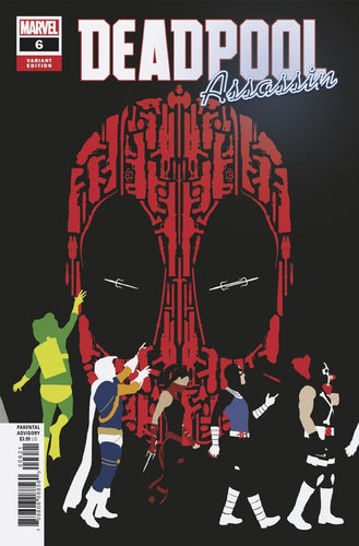 DEADPOOL ASSASSIN #6 (OF 6) CHRISTOPHER VAR