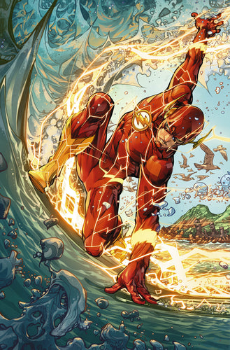 FLASH #55 VAR ED