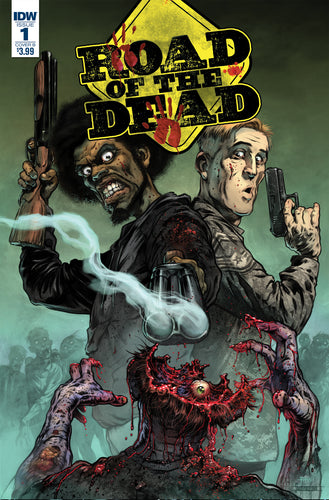 ROAD OF THE DEAD HIGHWAY TO HELL #1 CVR B MOSS