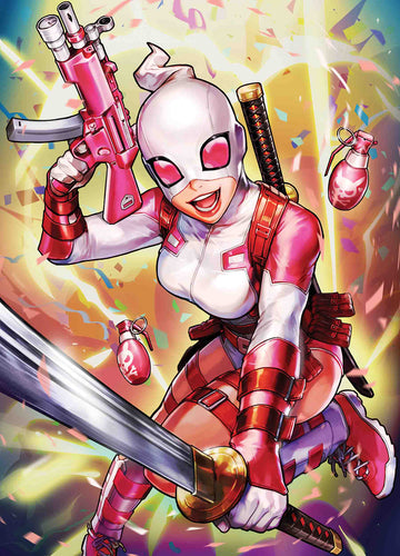 DEADPOOL #5 SUJIN JO MARVEL BATTLE LINES VAR