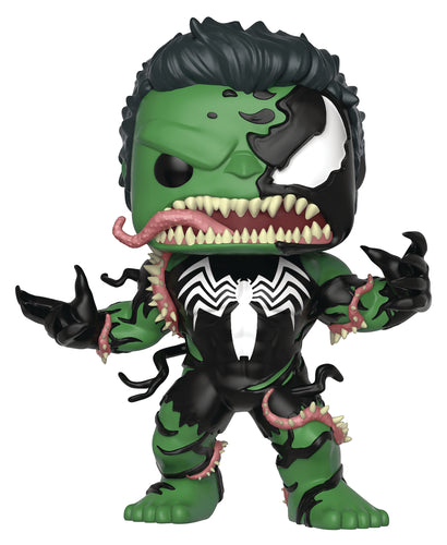 POP MARVEL VENOMIZED HULK VINYL FIG