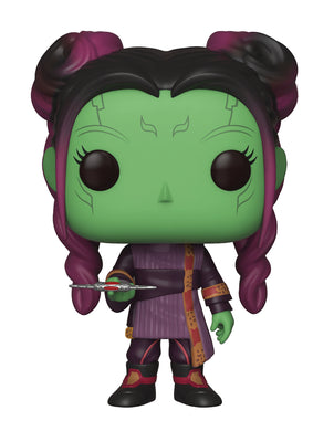 POP MARVEL INFINITY WAR S2 - YOUNG GAMORA VINYL FIG