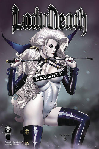 LADY DEATH APOCALYPTIC ABYSS #1 (OF 2) NAUGHTY COVER (MR)