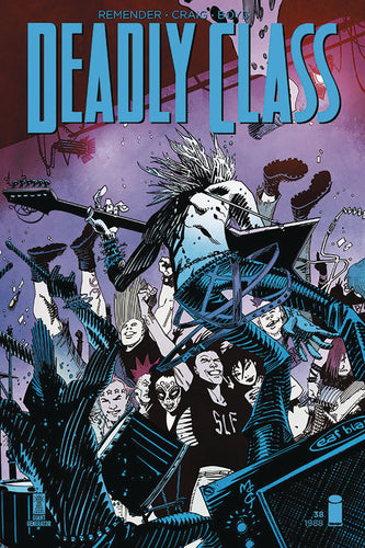 DEADLY CLASS #38 CVR B MCCREA (MR)