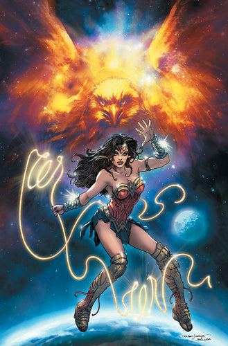 WONDER WOMAN #67 VAR ED