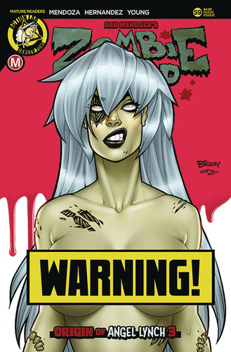 ZOMBIE TRAMP ONGOING #59 CVR D MCKAY RISQUE LTD ED (MR)