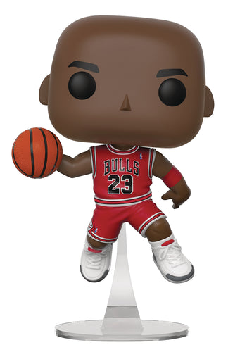 POP NBA BULLS MICHAEL JORDAN VINYL FIGURE