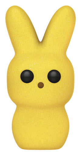 POP PEEPS YELLOW BUNNY VINYL FIGURE (C: 1-1-2)