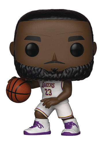 POP NBA LAKERS LEBRON JAMES VINYL FIGURE (C: 1-1-2)
