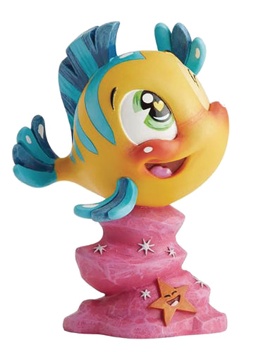DISNEY MISS MINDY FLOUNDER FIGURINE (C: 1-1-2)
