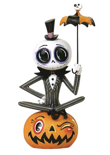 DISNEY MISS MINDY NBX HALLOWEEN JACK FIGURINE (C: 1-1-2)