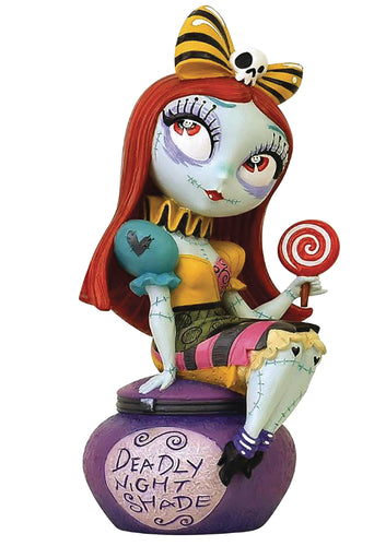 DISNEY MISS MINDY NBX HALLOWEEN SALLY FIGURINE (C: 1-1-2)
