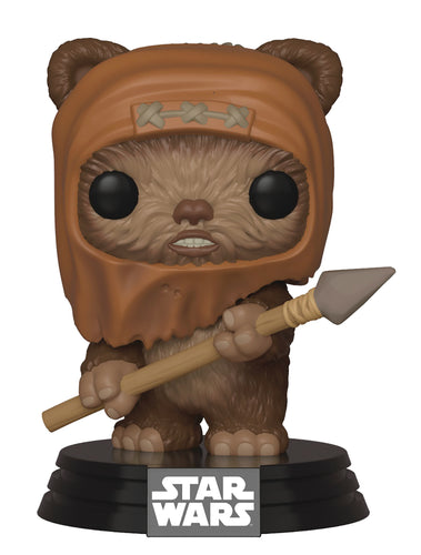 POP STAR WARS WICKET W WARRICK VINYL FIG (C: 1-1-2)