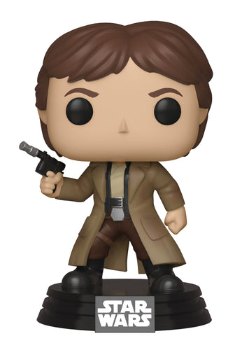 POP STAR WARS HAN SOLO VINYL FIG (C: 1-1-2)