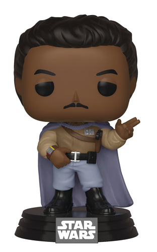 POP STAR WARS LANDO CALRISSIAN VINYL FIG (C: 1-1-2)