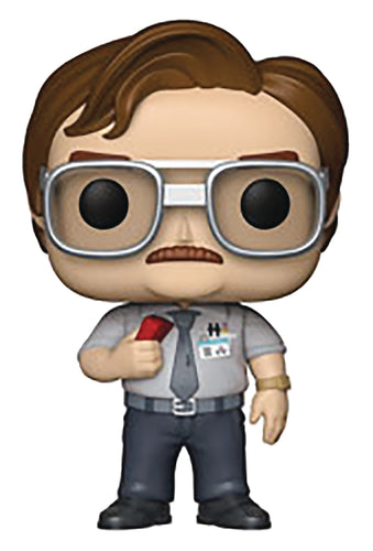 POP OFFICE SPACE MILTON WADDAMS VINYL FIG (C: 1-1-2)