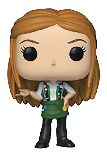 POP OFFICE SPACE JOANNA WITH FLAIR VINYL FIG (C: 1-1-2)