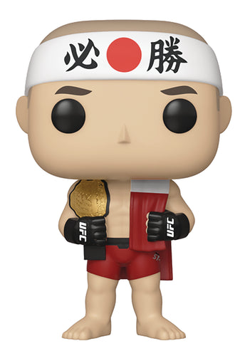 POP UFC GEORGE ST PIERRE VINYL FIG (C: 1-1-2)