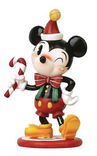 DISNEY MISS MINDY CHRISTMAS MICKEY MOUSE FIGURE (C: 1-1-2)