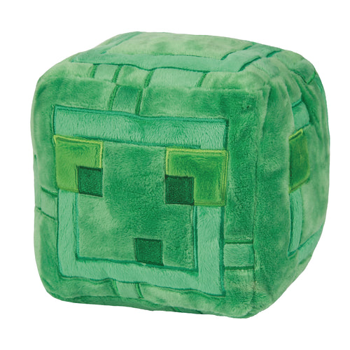 MINECRAFT 9.5 IN SQUARE SLIME PLUSH (C: 1-1-2)