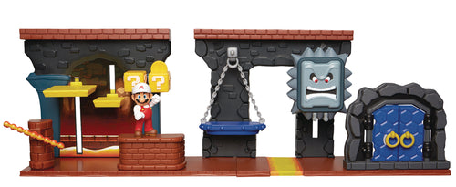 NINTENDO 2-1/2IN FIGURE DLX DUNGEON PLAYSET CS (Net) (C: 1-1