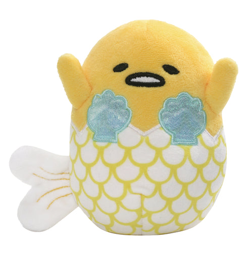 GUDETAMA MERMAID 5IN PLUSH (C: 1-1-2)