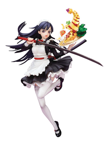 7TH DRAGON 2020 II SAMURAI KATANAKO 1/7 PVC FIG MAID STYLE (