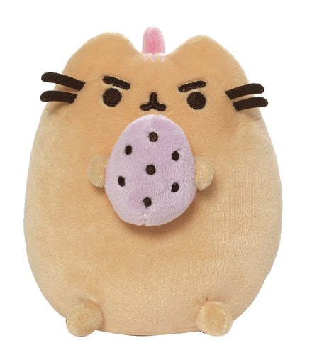 PUSHEEN STRAWBERRY BANANA WITH EGG 6IN PLUSH (C: 1-1-2)