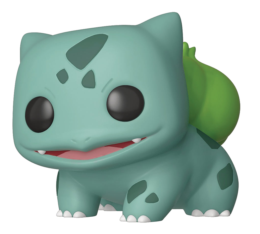 POP GAMES POKEMON BULBASAUR VINYL FIG (C: 1-1-2)
