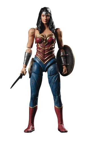 INJUSTICE 2 WONDER WOMAN PX 1/18 SCALE FIG (C: 1-1-2)