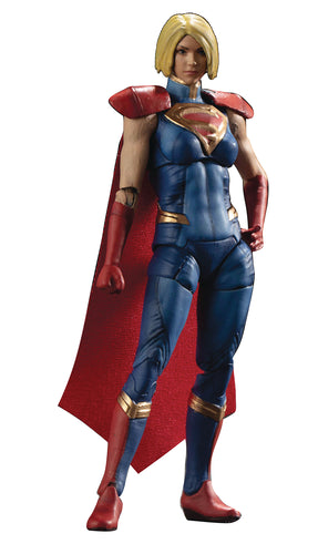 INJUSTICE 2 SUPERGIRL PX 1/18 SCALE FIG (C: 1-1-2)