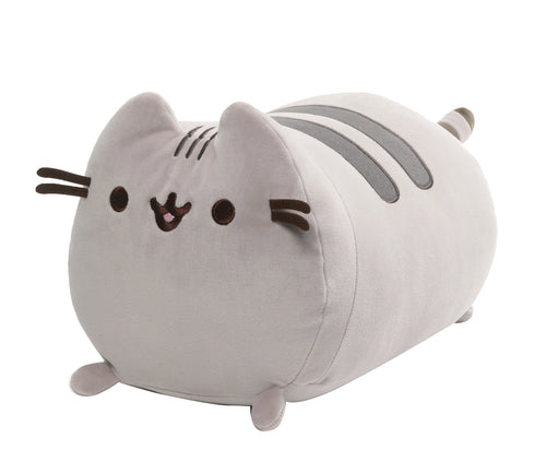 PUSHEEN SQUISHEEN LOG 11IN PLUSH (C: 1-1-2)