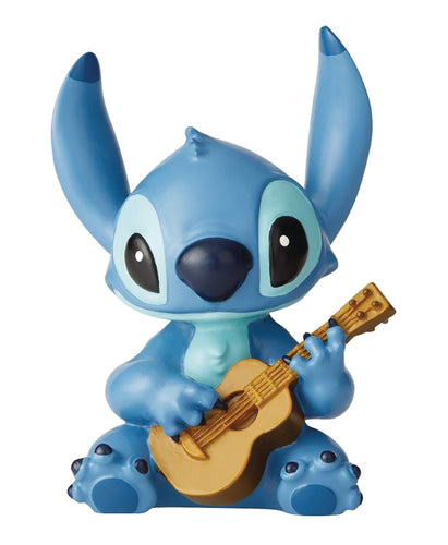 DISNEY SHOWCASE LILO AND STITCH WITH GUITAR MINI 2.5IN FIG (