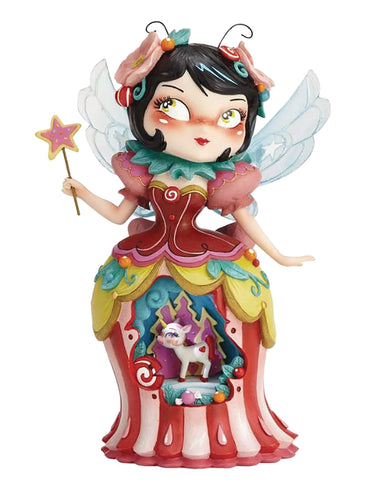 MISS MINDY UNICORN WOODLAND FAIRY DELUXE VINYL FIGURE (C: 1-